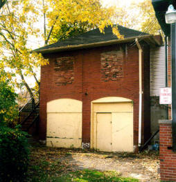 Conrad Garage in 1998